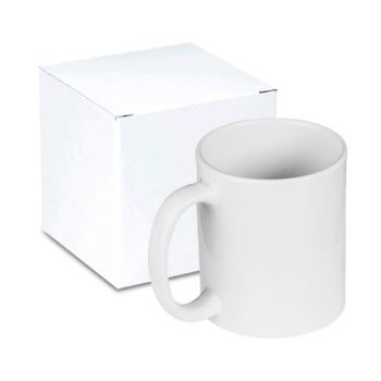Personalised White Mug with Gift Box - 300ml